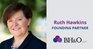 Ruth Hawkins, Founding Partner