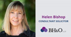 Helen Bishop, Consultant Solicitor