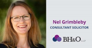 Nel Grimbleby, Consultant solicitor