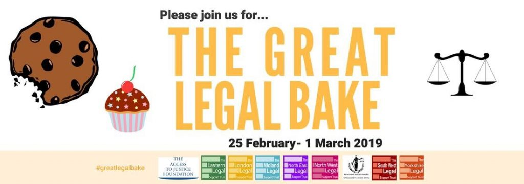 The Great Legal Bake